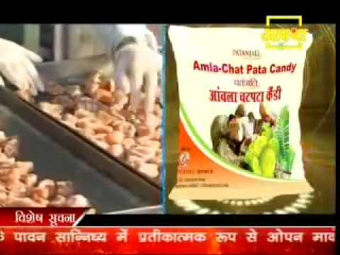 Patanjali Food & Herbal Park - YouTube