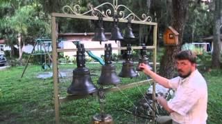 Уроки Колокольного Звона 33. Russian Style Bell Ringing Lesson 33.