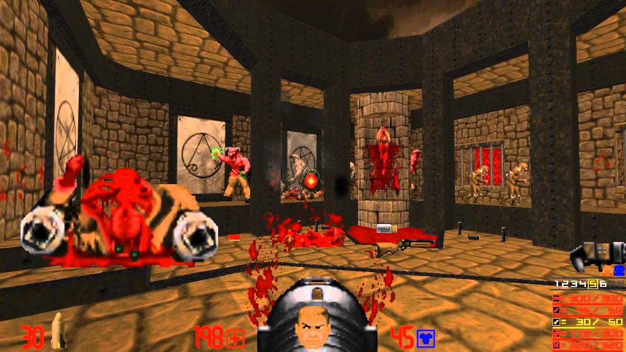 Zdoom • view topic no rest for the living with original doom 2 wad?
