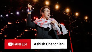 Ashish Chanchlani @ YouTube FanFest Mumbai 2019