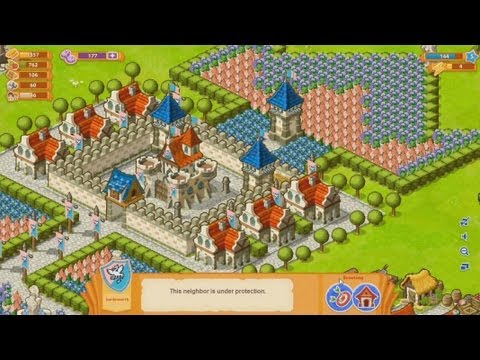 Kingsbridge - gameplay