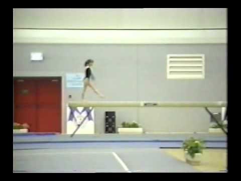 Russian Gymnastic Exhibition - Liverpool 1991 (audience film)