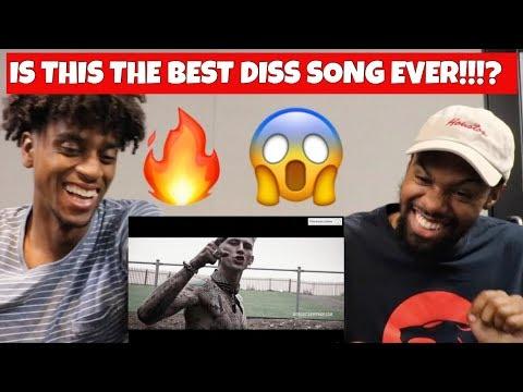 "Machine Gun Kelly ""Rap Devil"" (Eminem Diss) REACTION | KEVINKEV ????????"