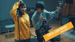 Download lagu Cinta Luar Biasa (Andmesh) - Versi Rock - Cover By Jeje GuitarAddict ft Tika Nistia