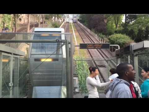 Paris - Sacre Coeur by Funicular