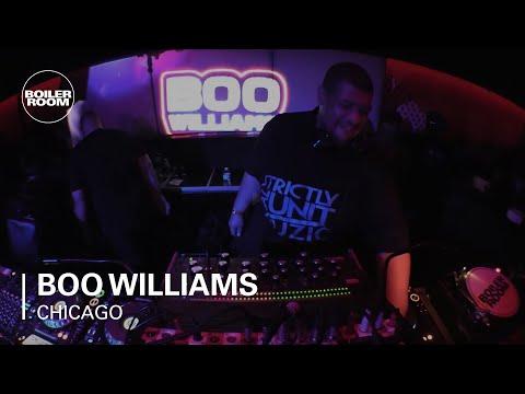 Boo Williams Boiler Room Chicago DJ Set