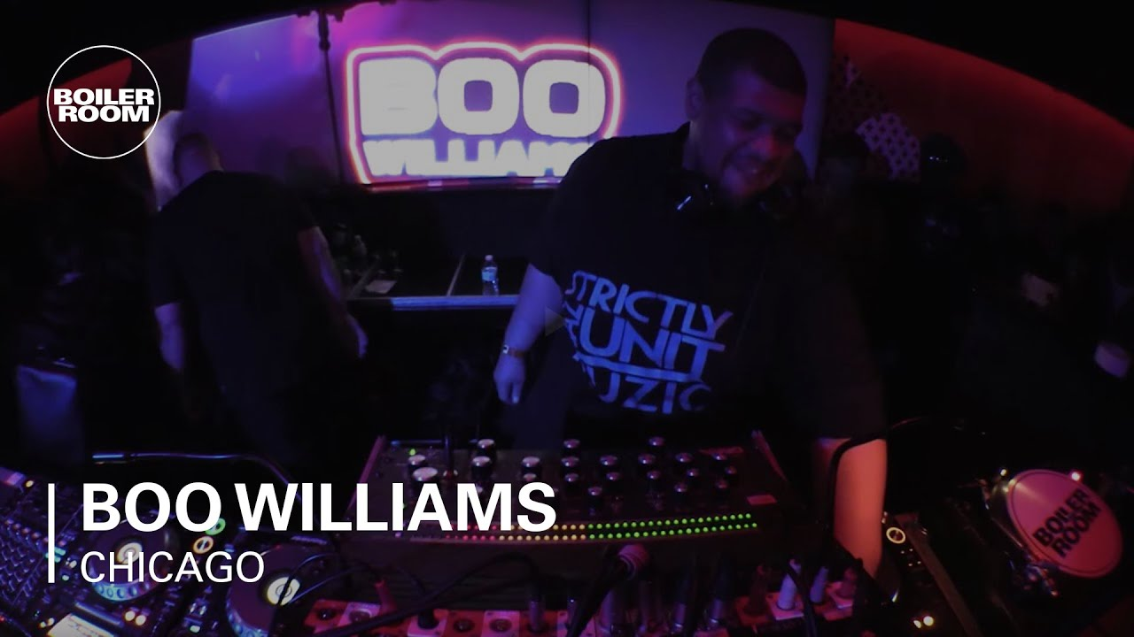 Boo Williams Boiler Room