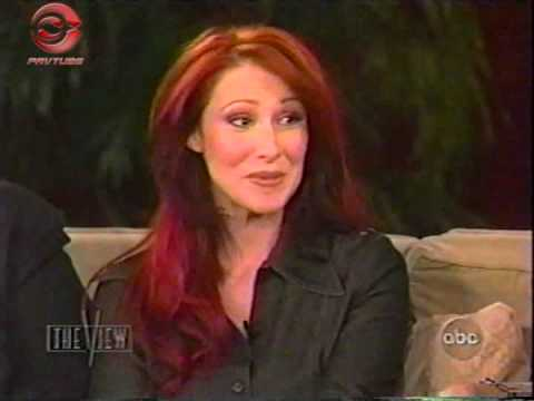 Tiffany on The View