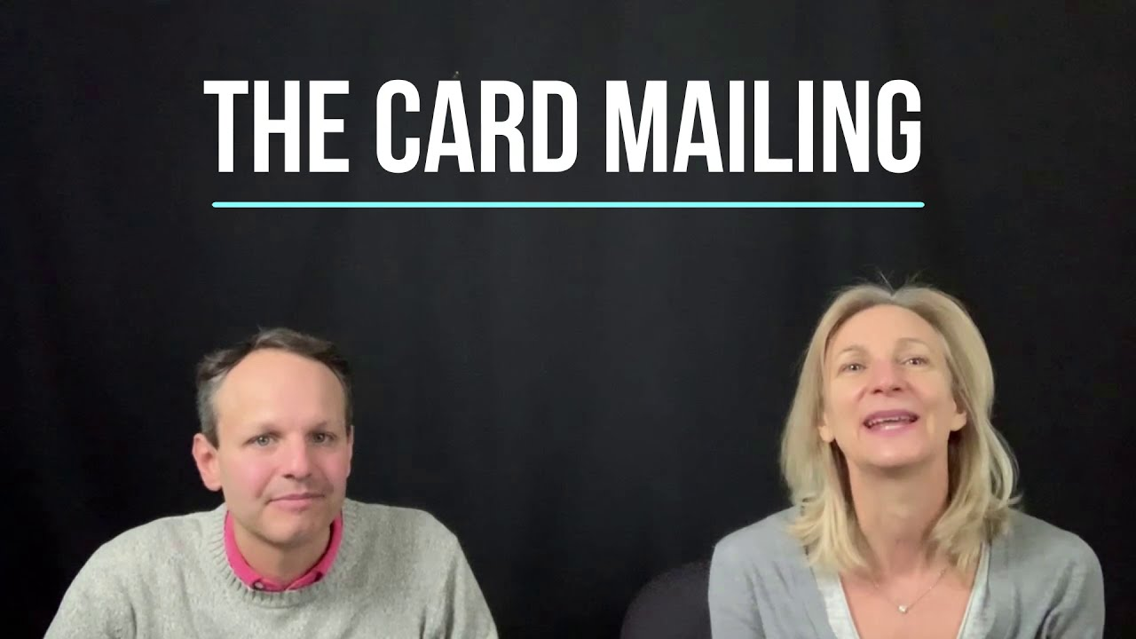 January 2021: The Card Mailing