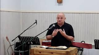 """Kazanie """"Czy umarłeś dla Chrystusa?"""" (28.07.19) – pastor Andrzej Cyrikas"""