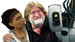 10 Gabe Newell Facts You Probably Didn