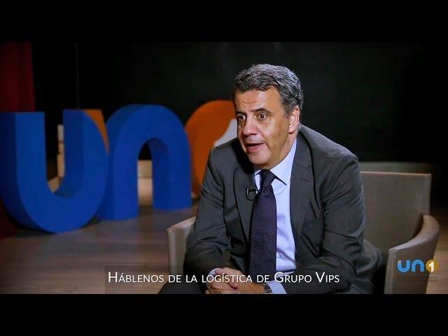 Guillermo Cristóbal (Grupo Vips)
