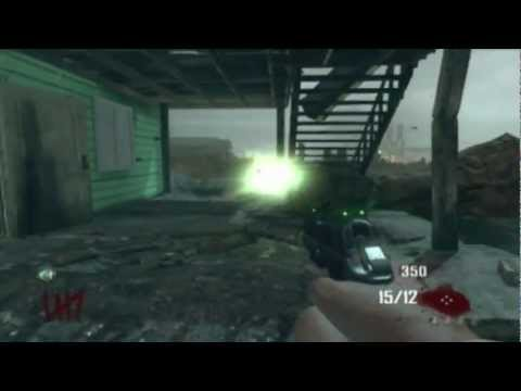 Black Ops II How you get the magic Items on NUKETOWN Zombies