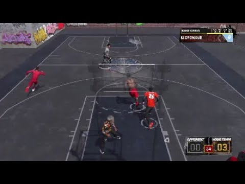 2k18 how to win every game in the park