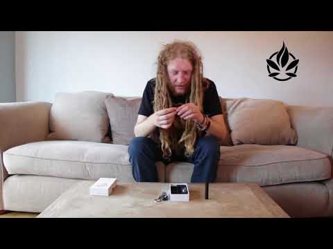 KandyPens PRISM wax pen unboxing and review by Forbidden Fruitz
