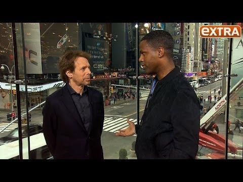 How Producer Jerry Bruckheimer Convinced Tom Cruise to Do 'Top Gun'