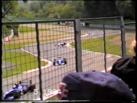 Amateur footage, San Marino F1 Grand Prix 1994, Imola