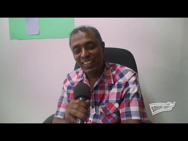 Suriname Leeft | Hoe redden mensen met een handicap zich in Suriname?