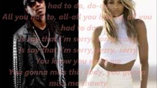 Ciara- Sorry Remix Lyrics