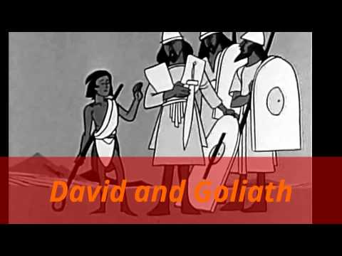 Mel-O-Toons: David and Goliath(1960)