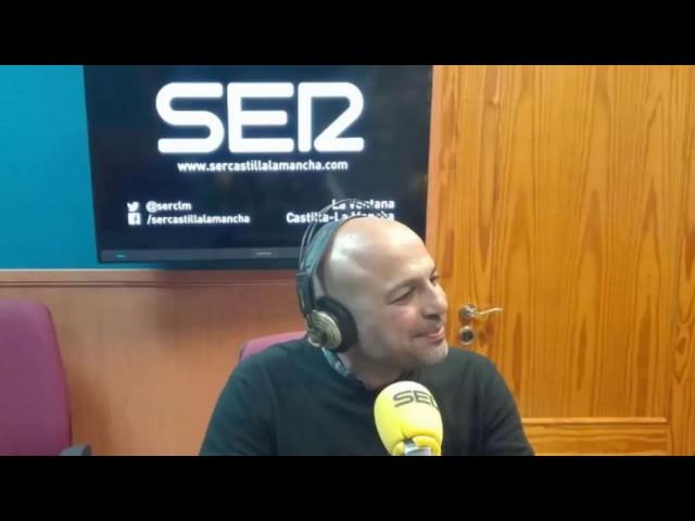 Entrevista de la cadena SER a José García Molina 11/05/2017