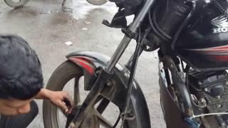 Bike speedo meter not working