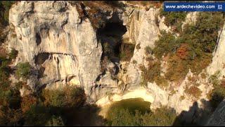Ardèche - Gour de Sompe