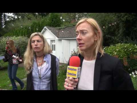 Hamptons International Film Festival Interviews 10 8 16 on VVH TV