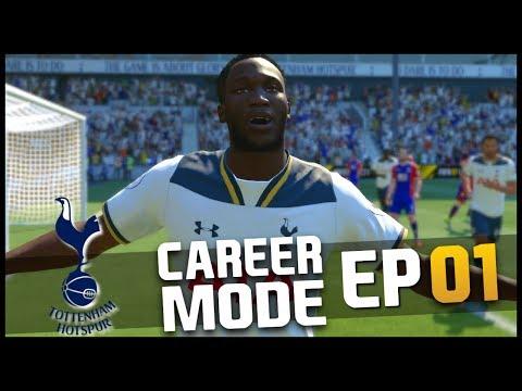 FIFA 17 | Tottenham Career Mode - 'BIG TRANSFER & CUP SHOCKER!' | #01