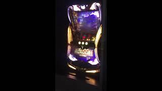サミーの新筐体「スモークビジョン」の動画です。