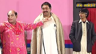 Best Of Sohail Ahmed and Saleem Albela Full Comedy Funny Clip