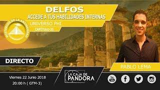 DELFOS: ACCEDE A TUS HABILIDADES INTERNAS, por Pablo Lema