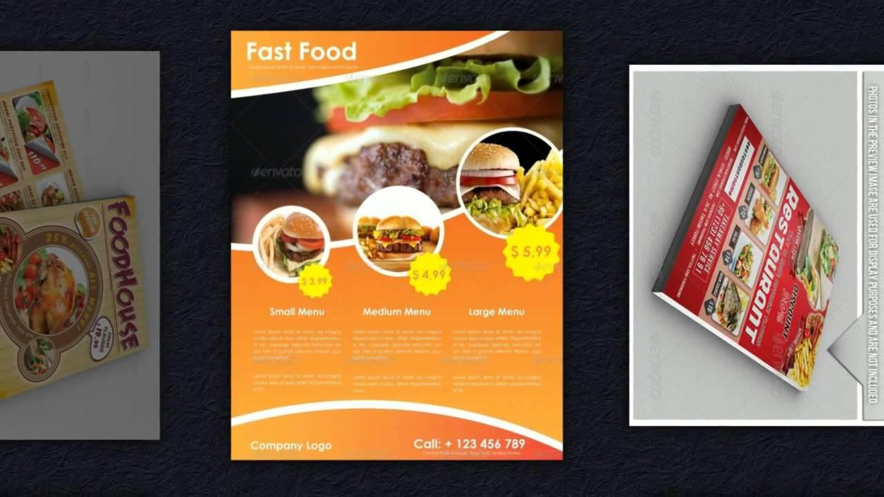 werbung fast food