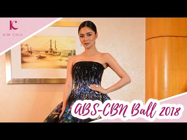 Kim Chiu ABS-CBN Ball 2018 | Kim Chiu PH