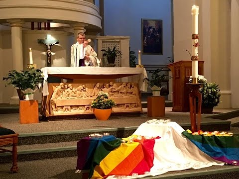 All Inclusive: Jesuit Priest Talks About the Gay Church in the Catholic Church