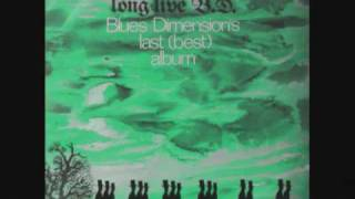 BLUES DIMENSION  ships of things  1969  (vinilo)
