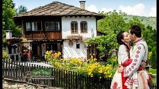Българска традиционна сватба в Боженци - ВРИЧАНЕ