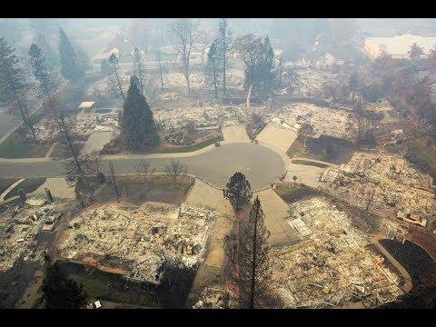 Лесные пожары в Калифорнии в 2018 году: Потерянный «Рай»/Paradise Lost