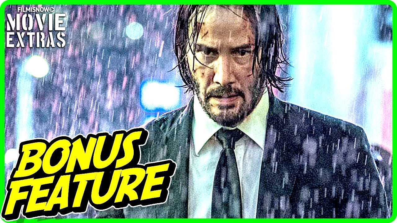 JOHN WICK 3: PARABELLUM | IMAX Featurette