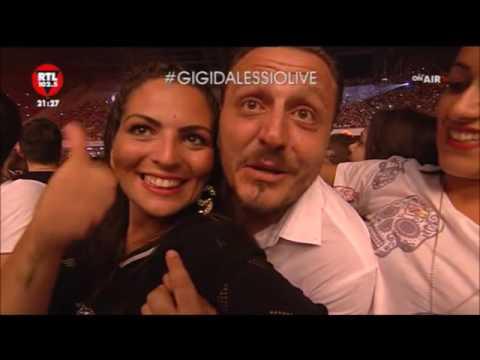 Gigi D'Alessio - concerto -