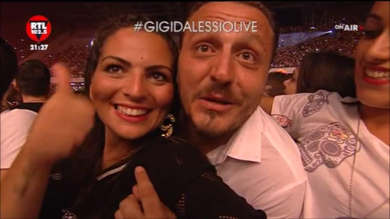 Gigi D'Alessio - concerto - 'Stadio San Paolo' - 'Noi Siamo D'Alessiani Official Group'
