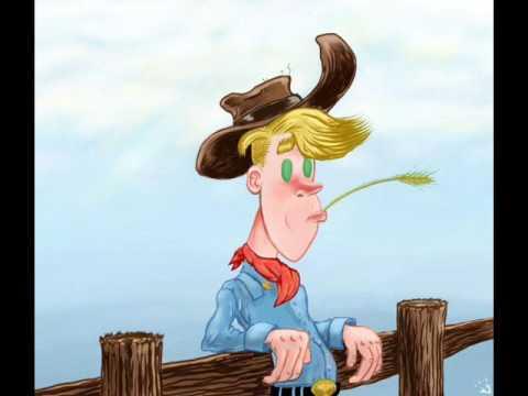 Ragtime cowboy Joe. Played by Willy Wilsons Twangsters.