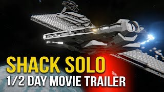 Shack Solo A Space Engineers Story - Trailer