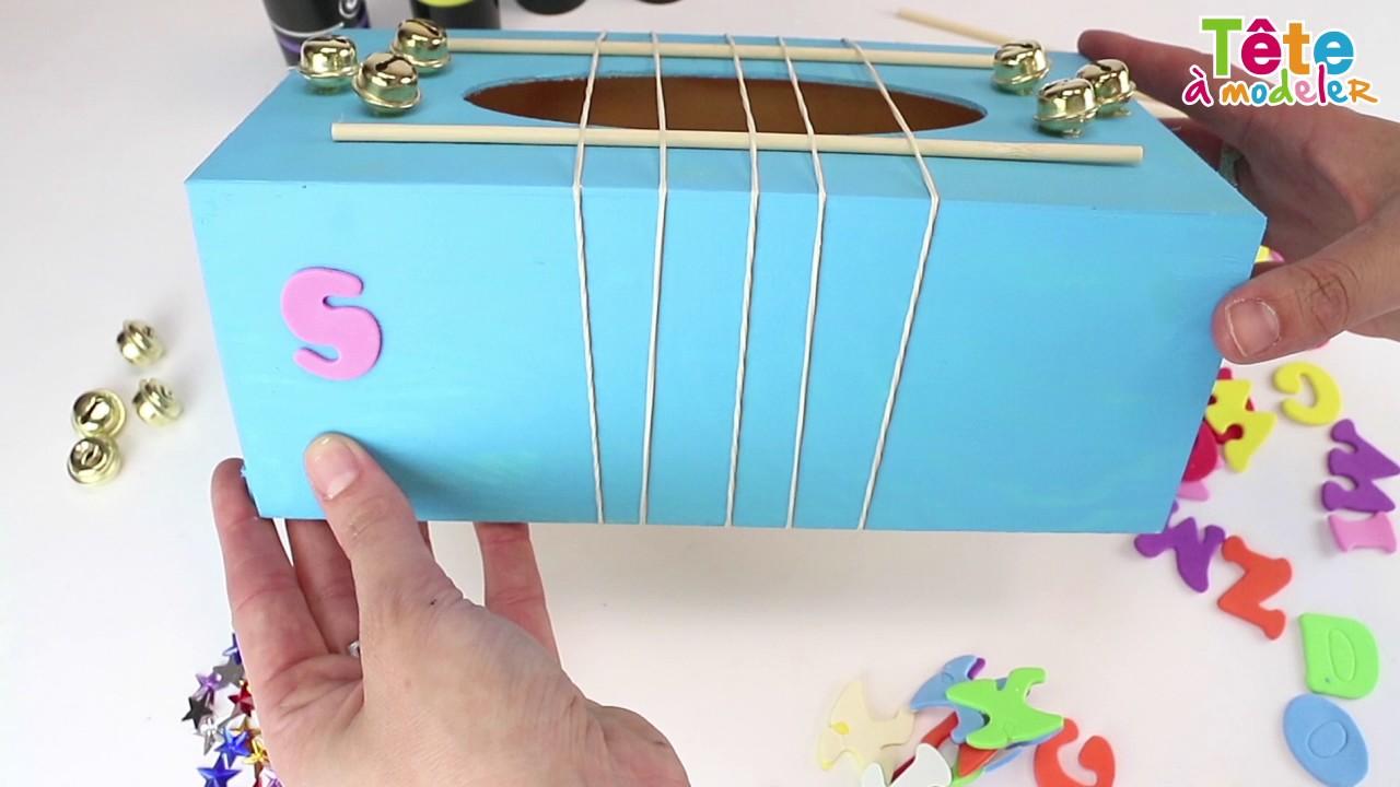 code promo haute couture la qualité d'abord 🎶✂[TUTO] La boîte à musique - Une vidéo by Tête à modeler