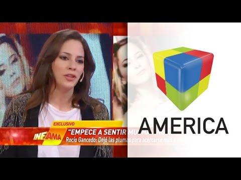 Rocío Gancedo: Hace bastante tiempo que no tengo relaciones con nadie
