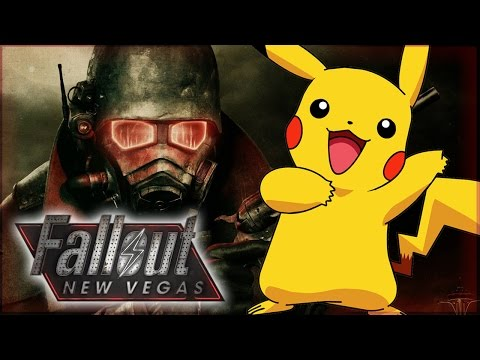 Pokemon In Fallout! - Fallout New Vegas For Pimps (1-24) - GameSocietyPimps