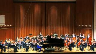 AIleen Gozali Chopin Piano Concerto No.2 in F minor, Op.21