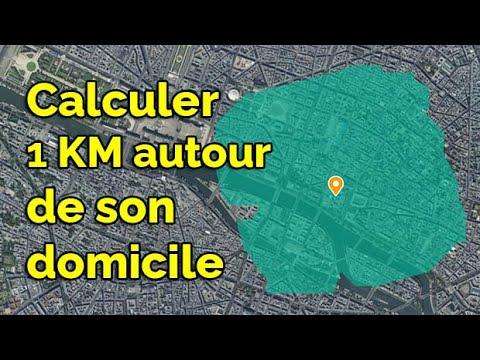comment-calculer-le-rayon-1-km-autour-de-chez-moi-(comment-calculer-1-km-autour-de-chez-soi)