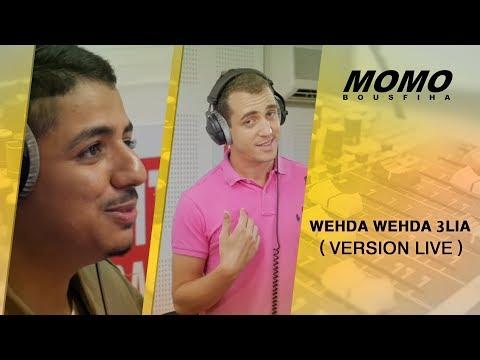 Ihab Amir avec Momo - Wehda Wehda 3lia ( Version Live )