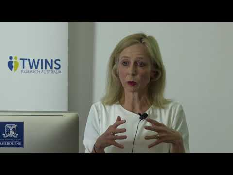 Dr Katie Wood: The psychology of raising twins
